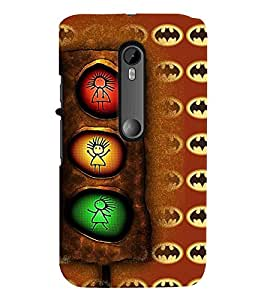 Fuson I Love Women Quote Case Cover for Mororola Moto G3