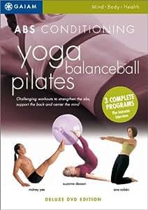 Abs Conditioning: Yoga, Balanc