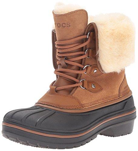 crocs-womens-allcast-ii-luxe-wheat-snow-boot-wheat-5-m-us