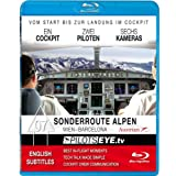"PilotsEYE.tv | ACROSS the ALPS | Wien - BARCELONA A321 |:| Blu-ray Disc� |:| Cockpitflight Austrian Airbus A 321 [Blu-ray]von ""AignerMEDIA"""