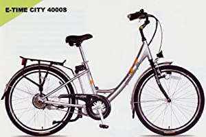 E-JOE Bike E-Times City 4000S Electric Bicycle