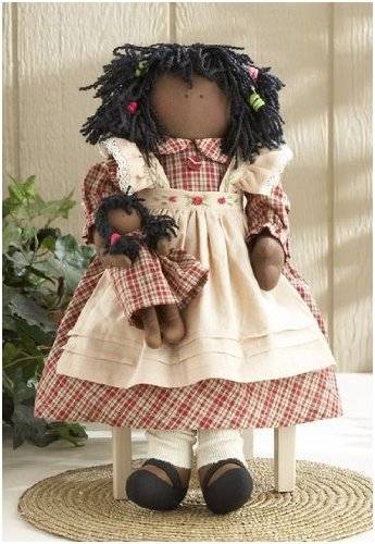 African-American Raggedy Ann Doll