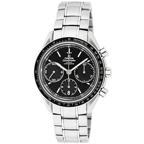 [オメガ]OMEGA 腕時計 スピードマスター ブラック文字盤  コーアクシャル自動巻 100M防水 クロノグラフ 326.30.40.50.01.001 メンズ 【並行輸入品】