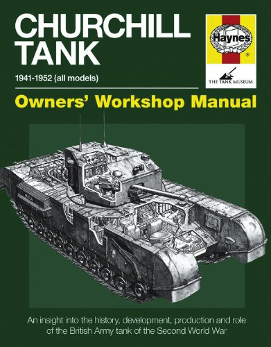 Churchill Tank 1941-1952 (all models): An insight into the history, development, production and role of the British Army (Owners' Workshop Manual)