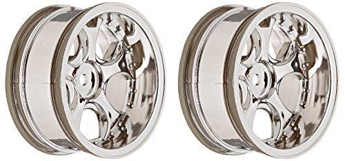 Ride 26mm 5W Wheel, Offset-10, Silver Luster - 1