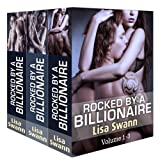 Boxed Set: Rocked by a Billionaire - Vol. 1-3