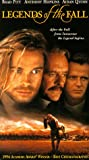 Legends of the Fall [VHS]