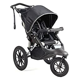 Kolcraft Sprint X Jogging Stroller Black