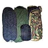 Military Modular Sleep System 4 Piece with Goretex Bivy Cover and Carry Sack ~ Tennier Industries