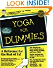 Yoga For Dummies (For Dummies (Computer/Tech))