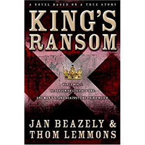 Kings Ransom by Jan Beazely &#038; Thom Lemmons :Book Review