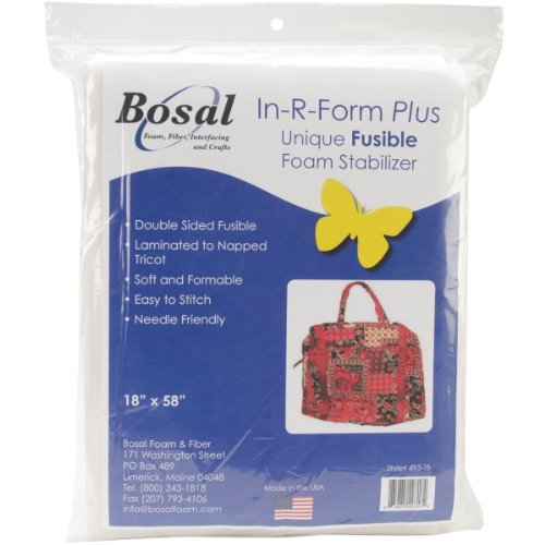 In-R-Form Plus Unique Fusible Foam Stabilizer-18