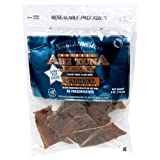 SnackMasters Ahi Tuna Jerky, Original, 4-Ounce Packages (Pack of 8)