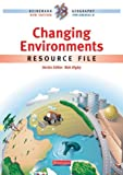 img - for Heinemann 16-19 Geography: Changing Environments Teacher's Resource File book / textbook / text book