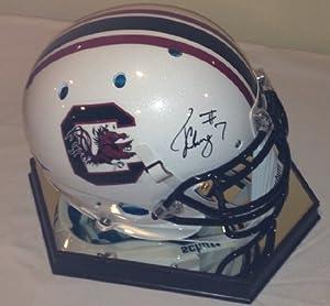 Jadeveon Clowney autographed South Carolina Gamecocks authentic helmet by Man+Cave+Pro+Memorabilia