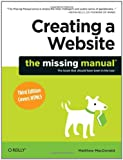 Creating a Website: The Missing Manual (English and English Edition) 