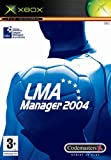 Cheapest LMA Manager 2004 on Xbox