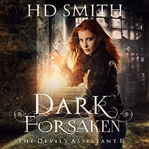Dark Forsaken Audiobook