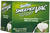 Procter & Gamble 06174 Swiffer Vac Replacement Filter, 2PK