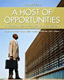 img - for A Host of Opportunities: An Introduction to Hospitality Management (2nd Edition) book / textbook / text book