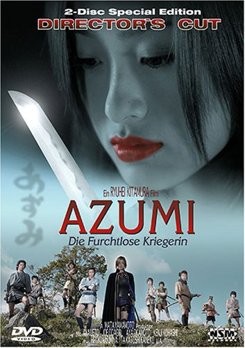 Azumi - Die furchtlose Kriegerin - Director's Cut (2 DVDs Star Metalpak)