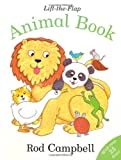 Lift-the-Flap Animal Book Rod Campbell