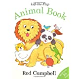 Lift-the-Flap Animal Bookby Rod Campbell