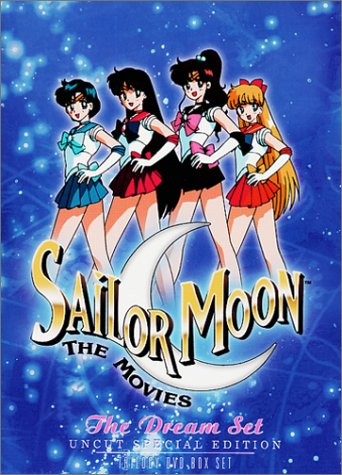 Sailor Moon: Movie [DVD] [Region 1] [US Import] [NTSC]