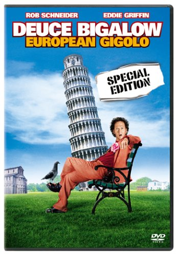 Cover art for  Deuce Bigalow: European Gigolo