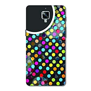 OVERSHADOW DESIGNER PRINTED BACK CASE COVER FOR ONE PLUS 3 ( ONE PLUS THREE )