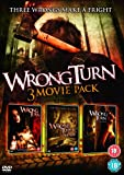 Wrong Turn 1-3 [DVD]