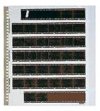 HAKUBA フォトシステムファイル SF-4替台紙 35mm用 514124