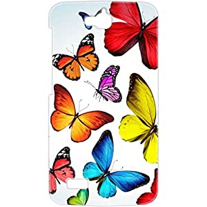 a AND b Designer Printed Mobile Back Cover / Back Case For Huawei Honor Holly (HON_HOL_3D_3015)