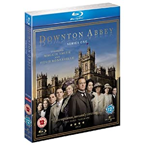Downton Abbey Series 1 Blu Rayregion Free