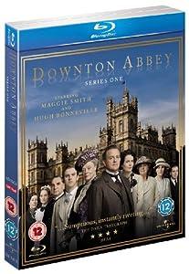 Downton Abbey Series 1 [Blu-ray] [Region Free]