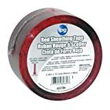 85561 Sheathing Tape 1.88-Inches x 54.6-Yards, Red
