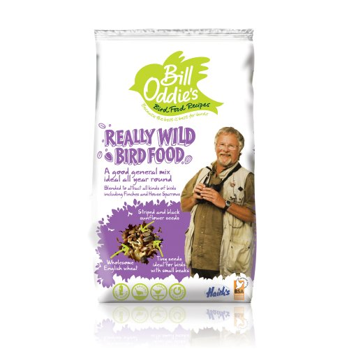 Cheap Monster Pet Supplies Bill Oddie'S Really Wild Bird Food (BBSM08019)