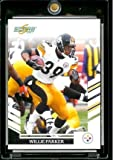 2007 Score #205 Willie Parker Pittsburgh Steelers Football Card Mint Condition In