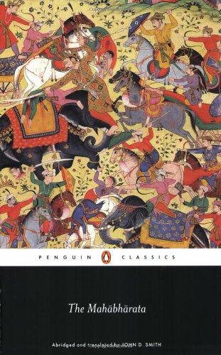 The Mahabharata (Penguin Classics): Anonymous, John D. Smith: 9780140446814: Amazon.com: Books