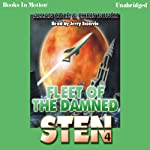 Fleet of the Damned: Sten Series, Book 4 (       UNABRIDGED) by Allan Cole, Chris Bunch Narrated by Jerry Sciarrio