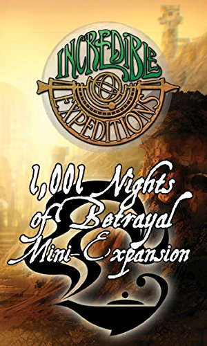 Incredible Expeditions: 1001 Nights of Betrayal Mini-Expansion