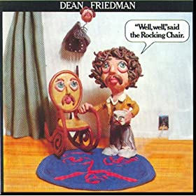 Dean Friedman - Rocking Chair