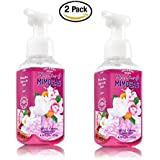 Bath And Body Works Magnolias & Mimosas Hand Soap - Pack Of 2 Magnolia & Mimosas Gentle Foaming Hand Soaps (8.75...