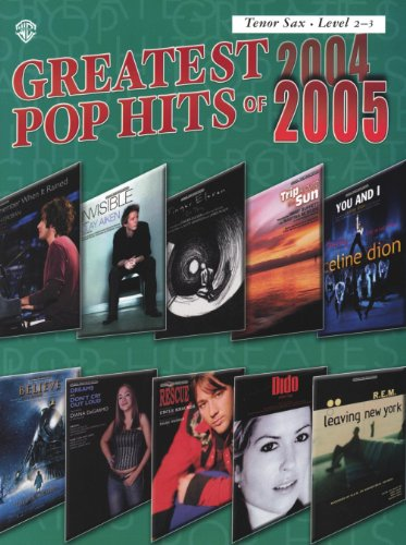 alfred-00-ifm0504-greatest-hits-pop-de-2004-2005-m-sica-libro