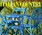 img - for Italian Country by Catherine Sabino (1988-09-27) book / textbook / text book