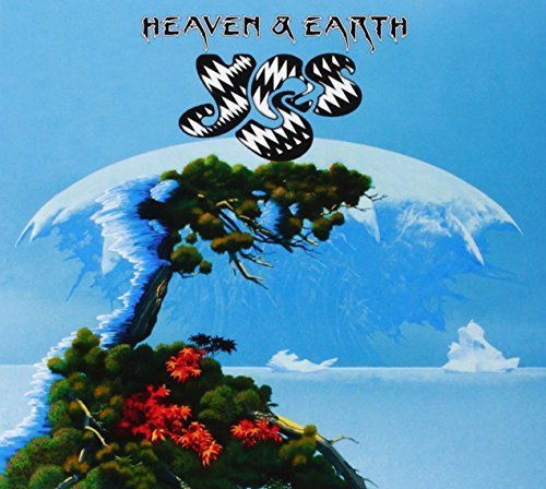 Heaven & Earth by Yes (2014-05-04)