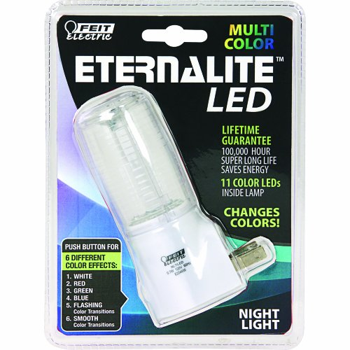 Feit Electric Nl7 Led Color Changing Led Night Light New