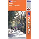 York (Explorer Maps): Selby & Tadcaster (OS Explorer Map)by Ordnance Survey