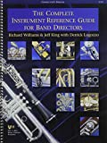 W33F - Complete Instrument Reference Guide for Band Directors: Conductor's Manual
