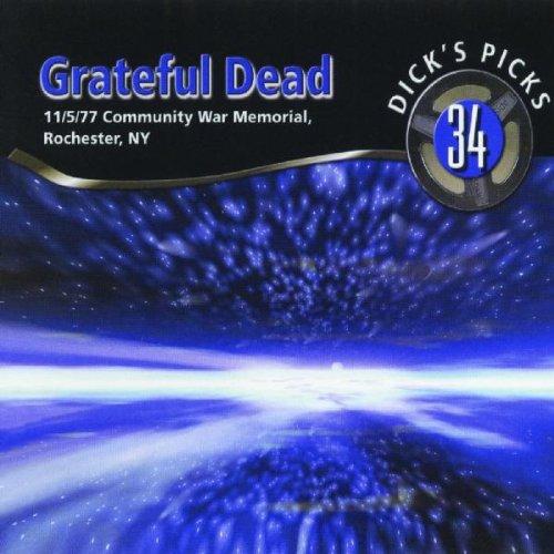 Dick's Picks Vol. 34 Rochester, NY 11/5/77 (3-CD Set)